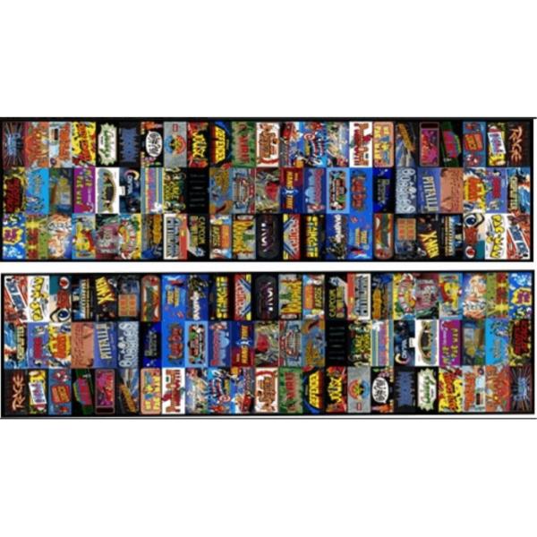 Multi Mini Marquees Side Art