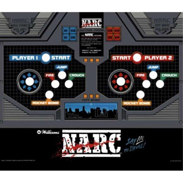 NARC CPO 1