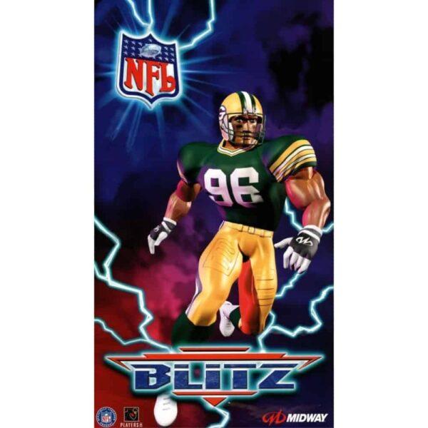 NFL Blitz sideart Medallion 1