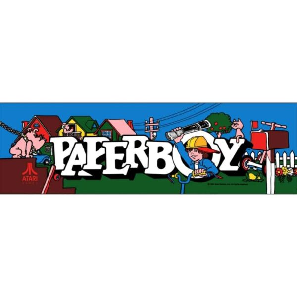 Paperboy Marquee