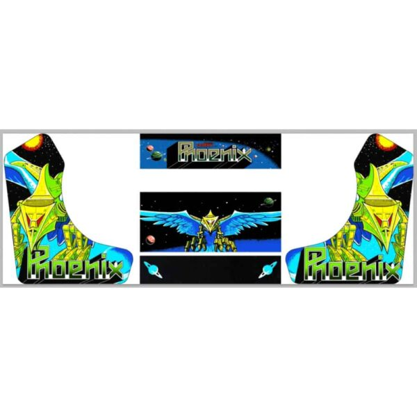 Phoenix Bartop Package