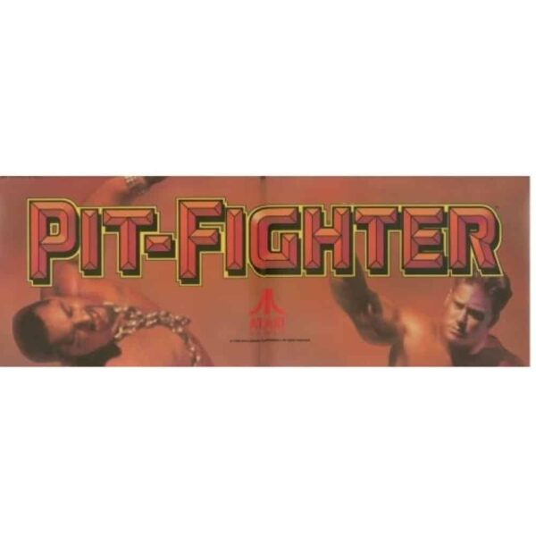 Pit fighter Marquee