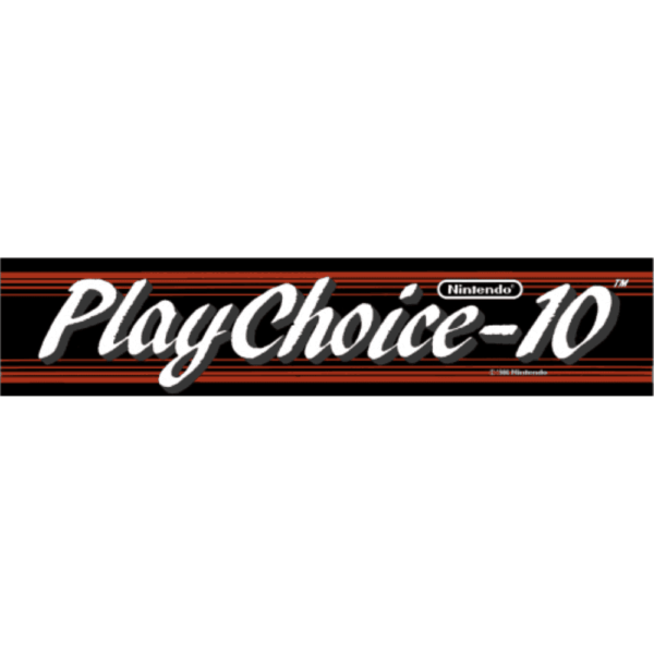 PlayChoice Marquee