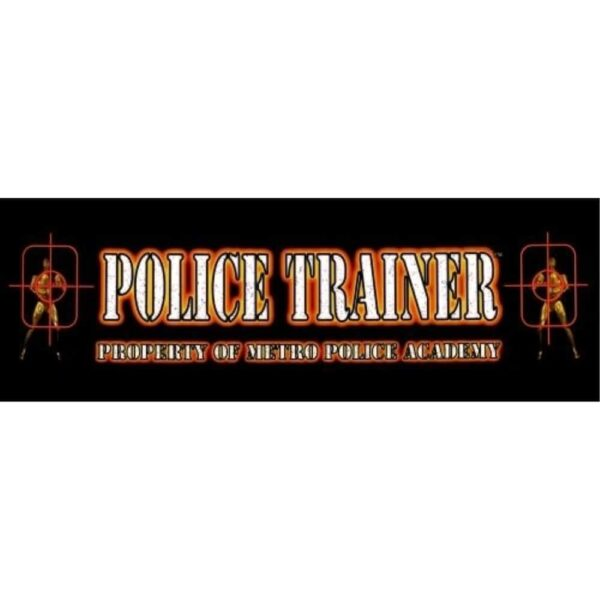 Police Trainer Marquee