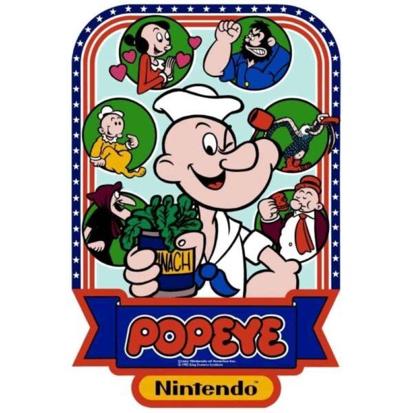 Popeye sideart 1