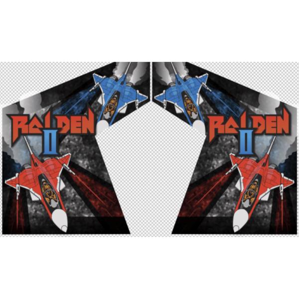 Raiden II 2 Side Art 1