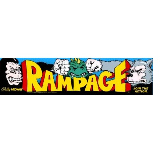 Rampage marquee