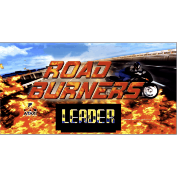 Road Burner Marquee