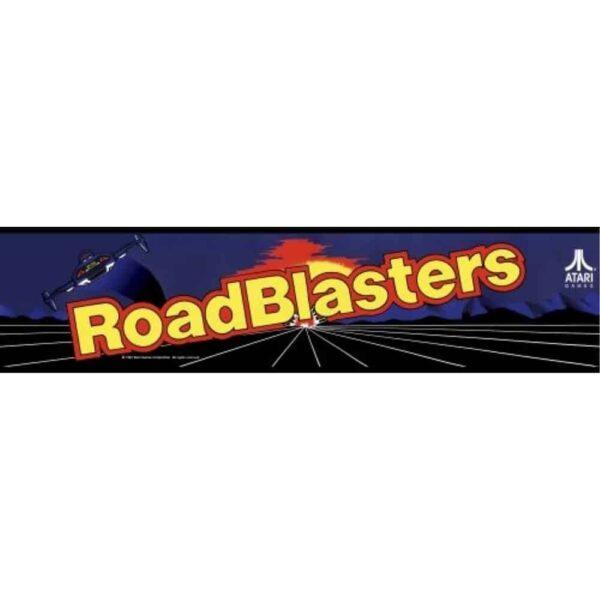 Roadblasters Marquee 2
