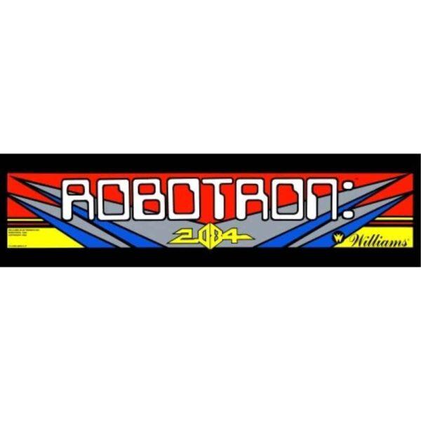 Robotron 2084 marquee cabaret