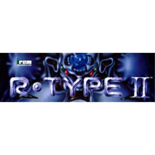 Rtype II marquee