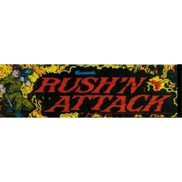Rushin attack Marquee