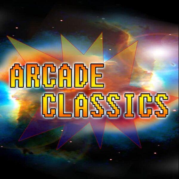 SA140 arcade classics orangeblast