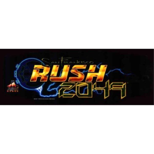 San Francisco Rush 2049 marquee