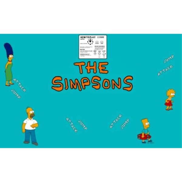Simpsons UK Version CPO