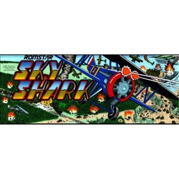 Sky Shark marquee