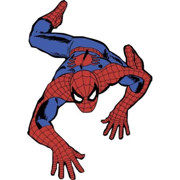 Spiderman sideart 1