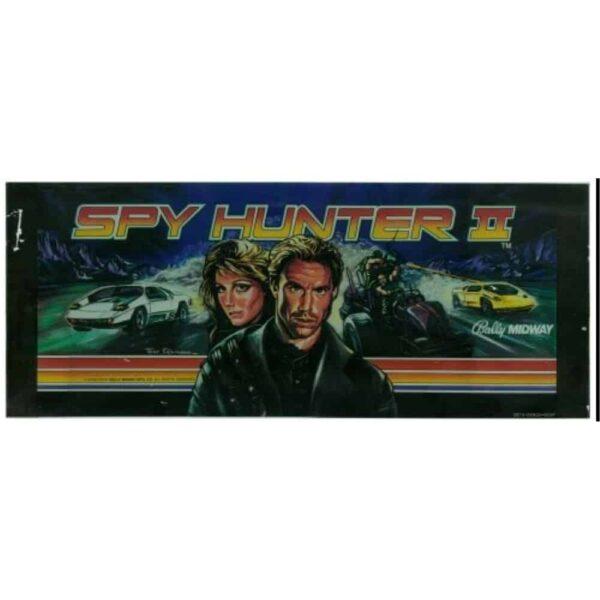 Spy hunter 2 Marquee