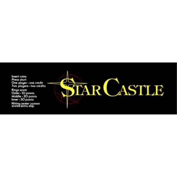 Star Castle marquee