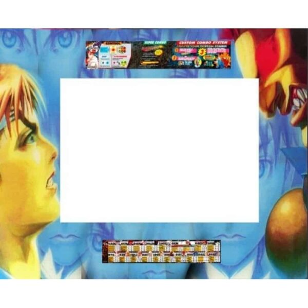 Street FIghter Alpha 2 unofficial bezel type 2