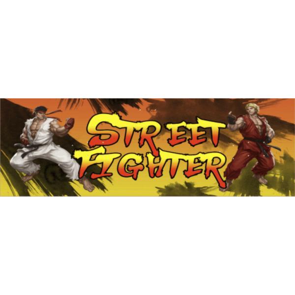 Street Fighter Marquee M233 Fantasy