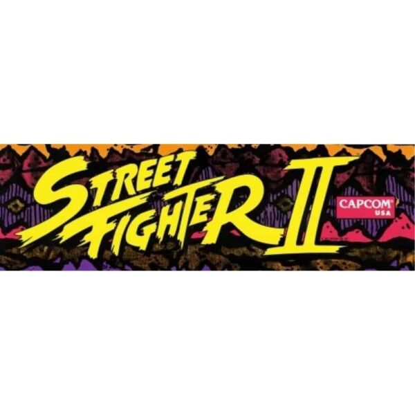 Street fighter 2 Marquee