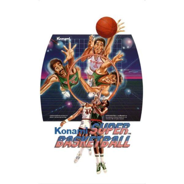Super Basketball sideart 1