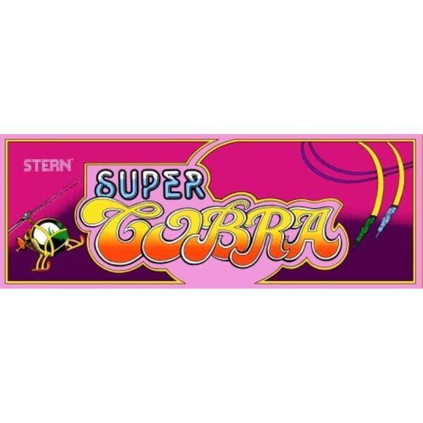 Super Cobra marquee