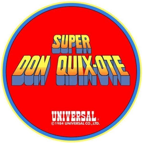 Super Don Quixote red sideart 1