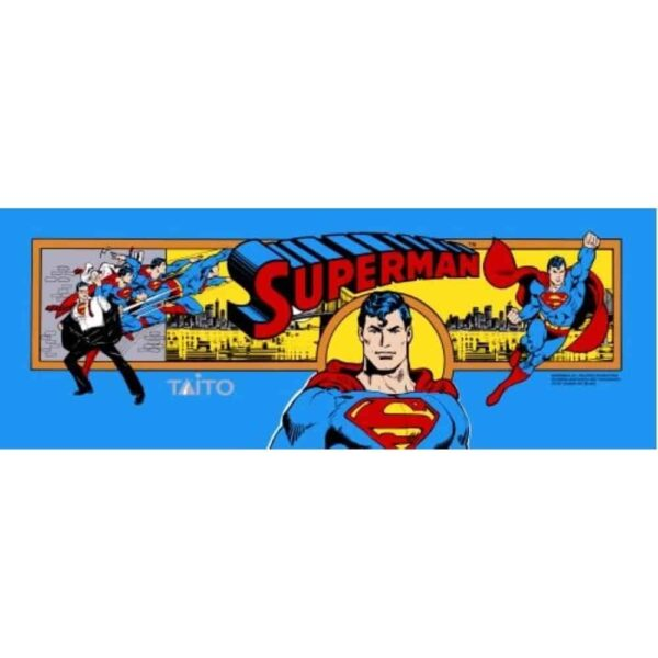 Superman marquee