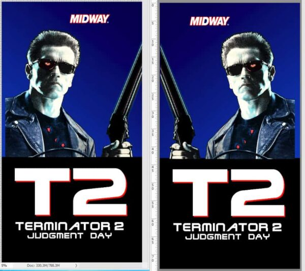 Terminator 2 Judgment day 1
