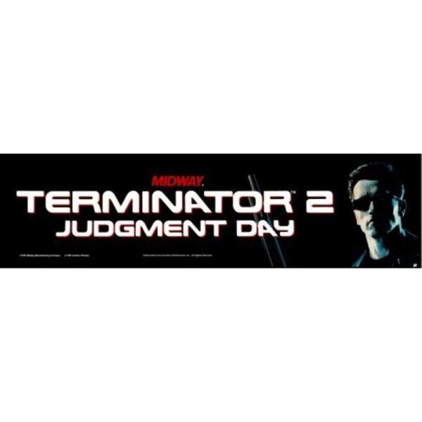 Terminator 2 marquee