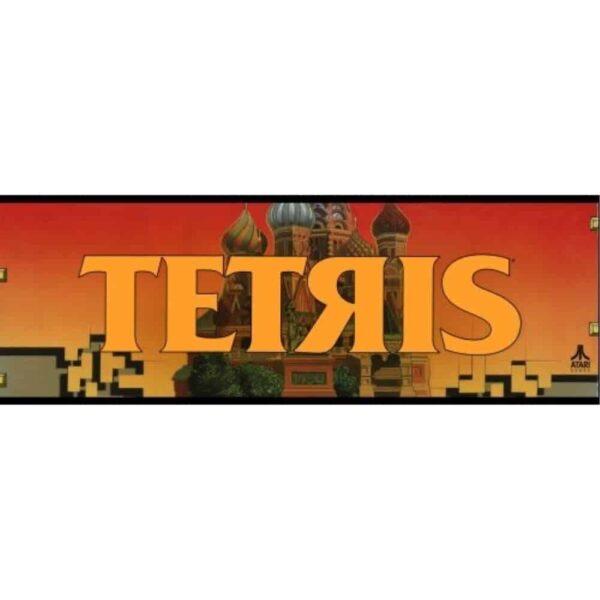 Tetris Marquee