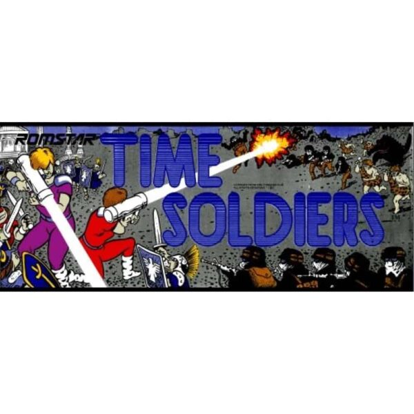 Time Soldiers Marquee