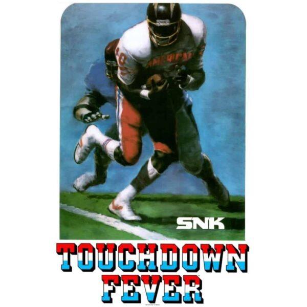Touchdown fever sideart 1