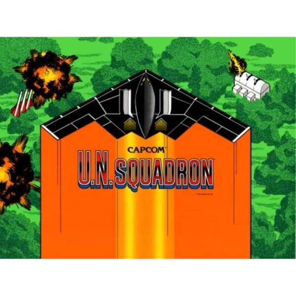 UN Squadron CPO