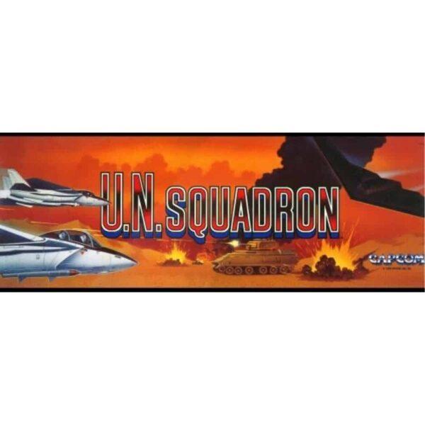 UN squadron Marquee