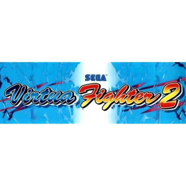 Virtua Fighter 2 Marquee