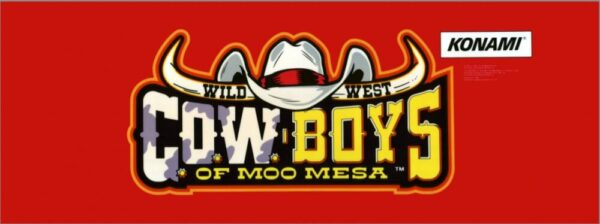 Wild West Cow Boys of Moo Mesa Marquee