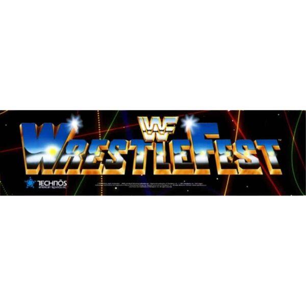 Wrestlefest Marquee