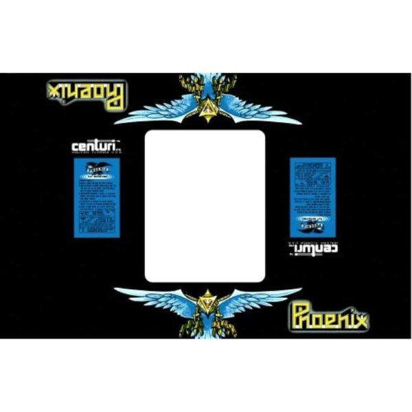 phoenix by Centuri Cocktail Underlay with Instruction Cards
