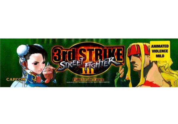 street fighter III third strike