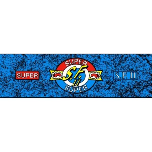 super stree fighter 2 Marquee