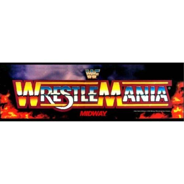 wrestl mania Marquee