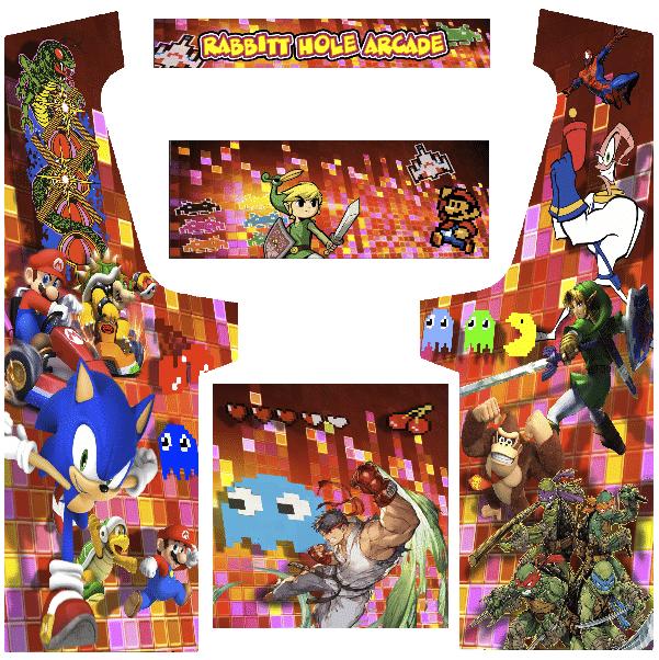 Rabbit Hole Arcade