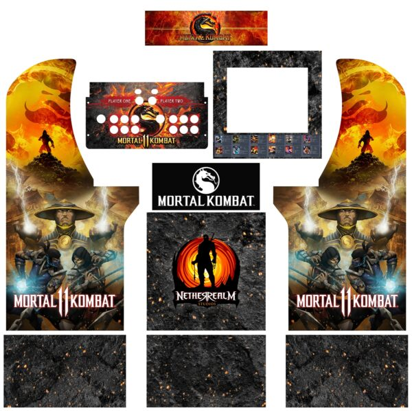 Mortal Kombat PROOF web