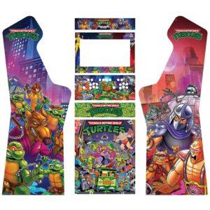 TMNT 3/4 Micro Center Arcade Kit