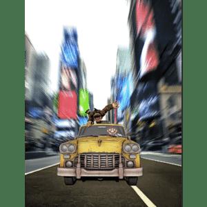 Crazy Taxi Arcade Mashup poster