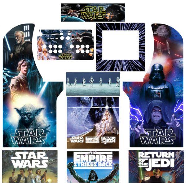 Star Wars Arcade1Up Arcade Kit