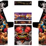 Street Fighter Multi Microcenter 32 Kit